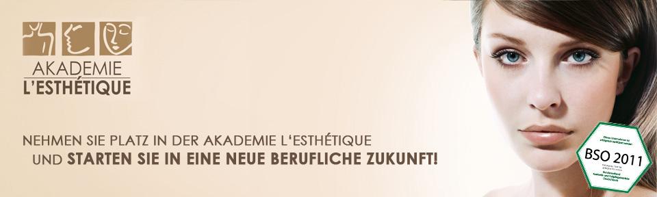 akademie l 39 esth tique die kosmetikschule in dortmund. Black Bedroom Furniture Sets. Home Design Ideas